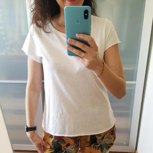Camiseta Blanca Básica [1]