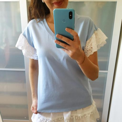 Camiseta Blue [2]
