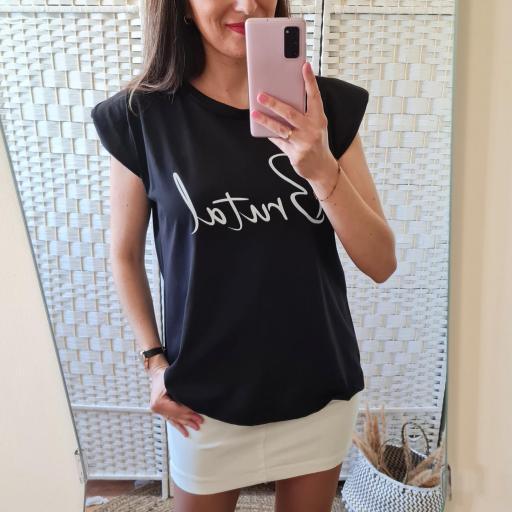 Camiseta Brutal Negra [1]