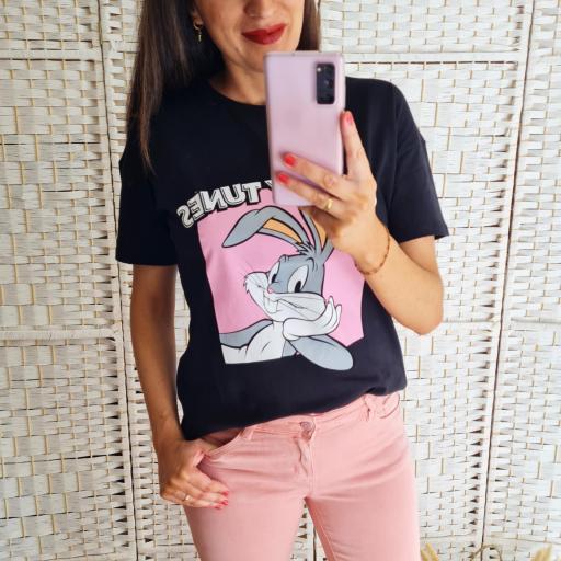 Camiseta Bugs Bunny [1]