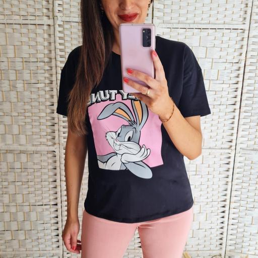 Camiseta Bugs Bunny [2]