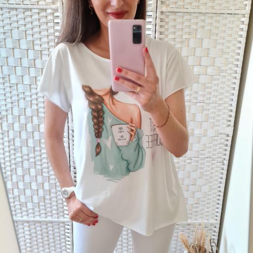 Camiseta Coffee [1]