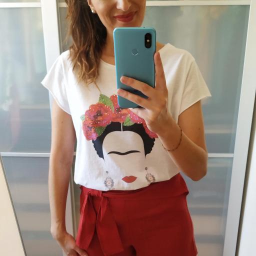 Camiseta Frida [0]