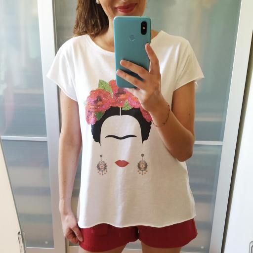 Camiseta Frida [1]