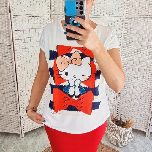 Camiseta Kitty [1]
