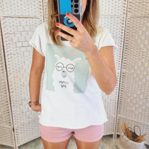 Camiseta Llama [1]