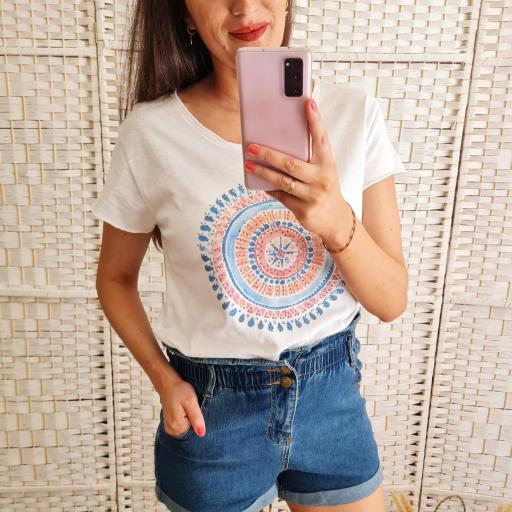 Camiseta Mandala [1]