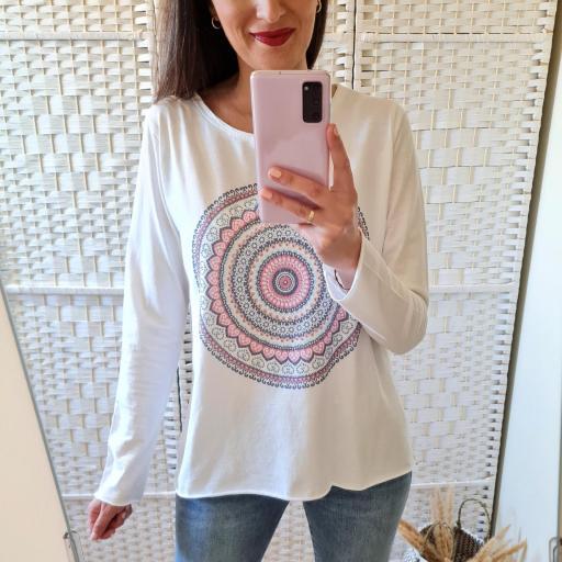 Camiseta Mandala [3]