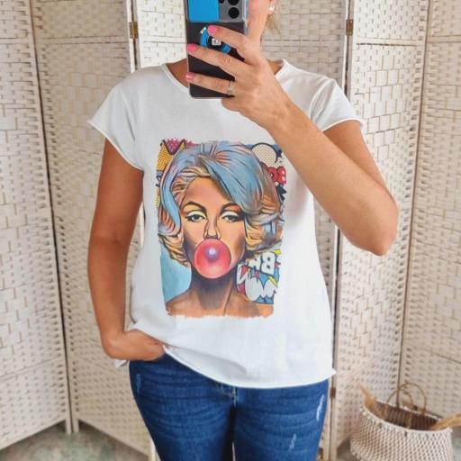 Camiseta Marilyn [1]