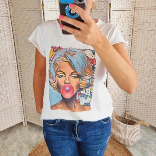 Camiseta Marilyn [3]