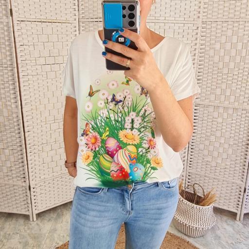 Camiseta Mariposas [3]