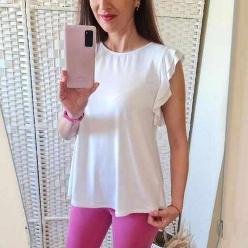 Camiseta Narine Blanca [3]