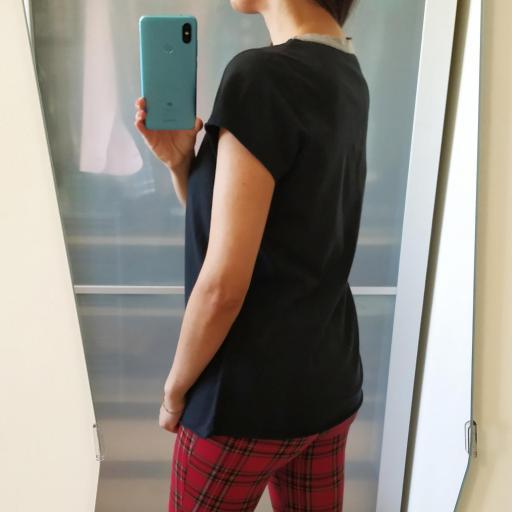 Camiseta Negra Pico [2]