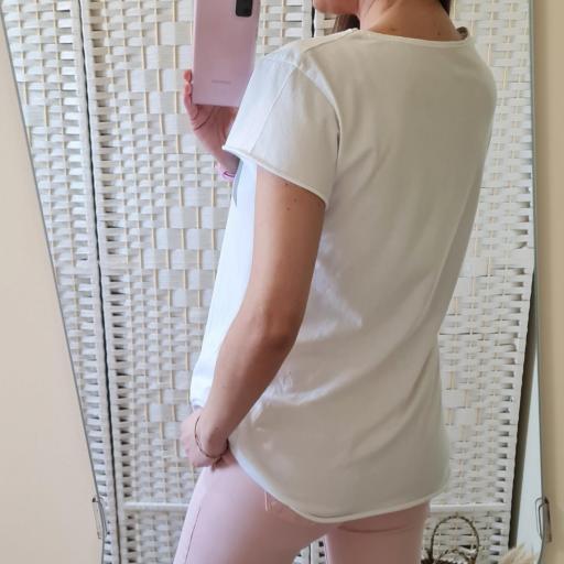 Camiseta Rock Blanca [2]
