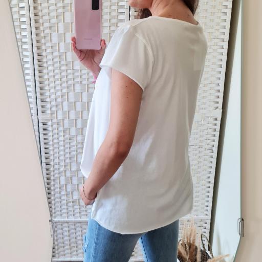 Camiseta Rock'n'Roll Blanca [2]