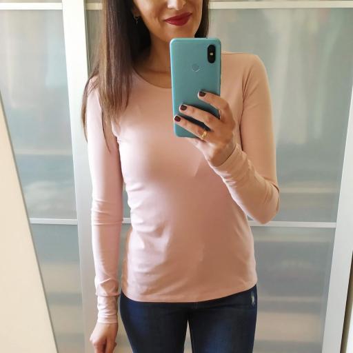 Camiseta Rosa [2]