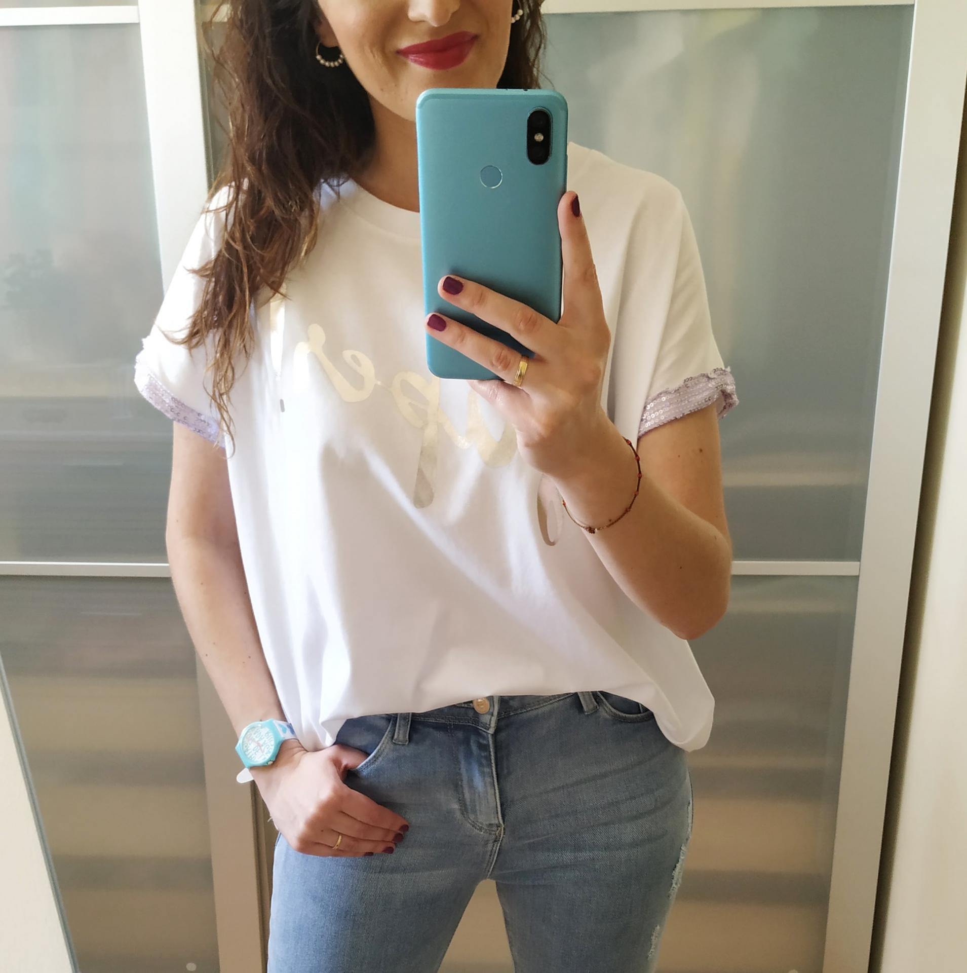 Camiseta Super Malva