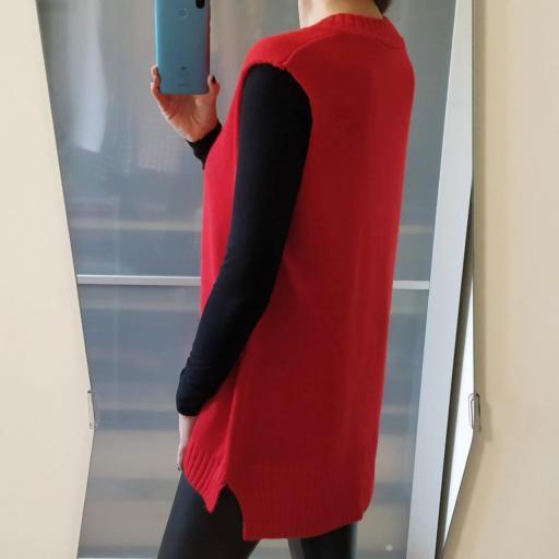 Chaleco Rojo [1]