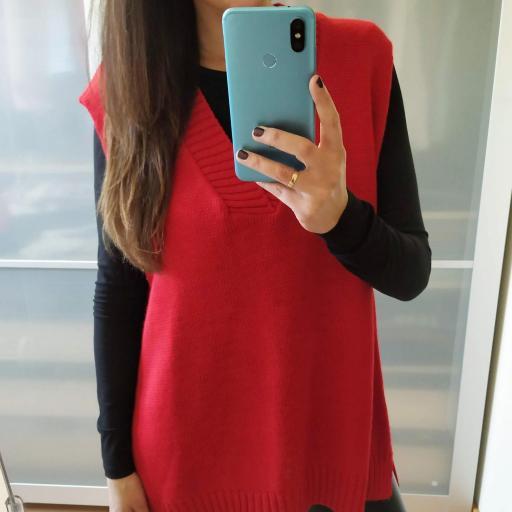 Chaleco Rojo [2]