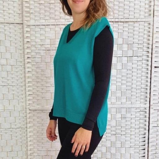 Chaleco Verde [1]