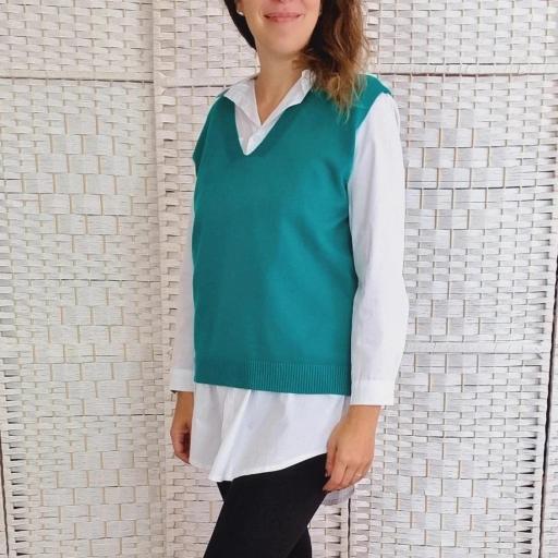Chaleco Verde [3]