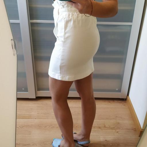 Falda Sabina Blanca [3]