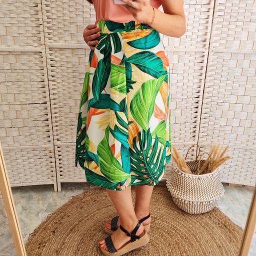 Falda Tropical [2]