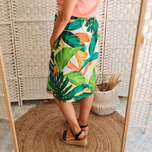 Falda Tropical [3]