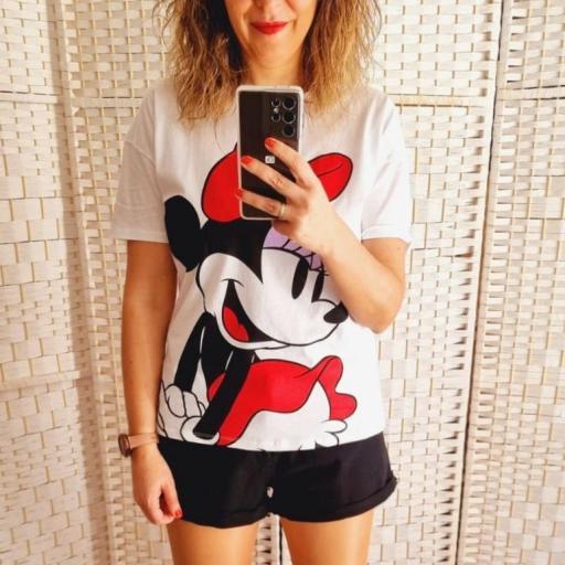 Camiseta Minnie [1]