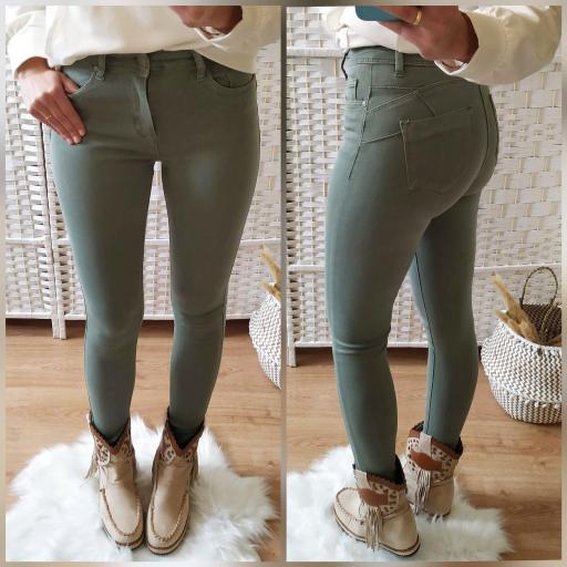 Jeans Nazaret Militar