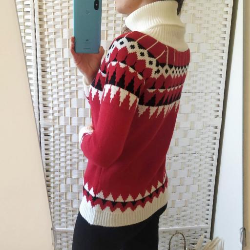 Jersey Nieve Rojo [1]