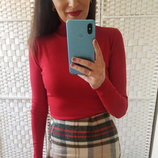 Jersey Rojo Cisne