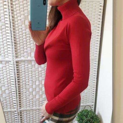 Jersey Rojo Cisne [2]