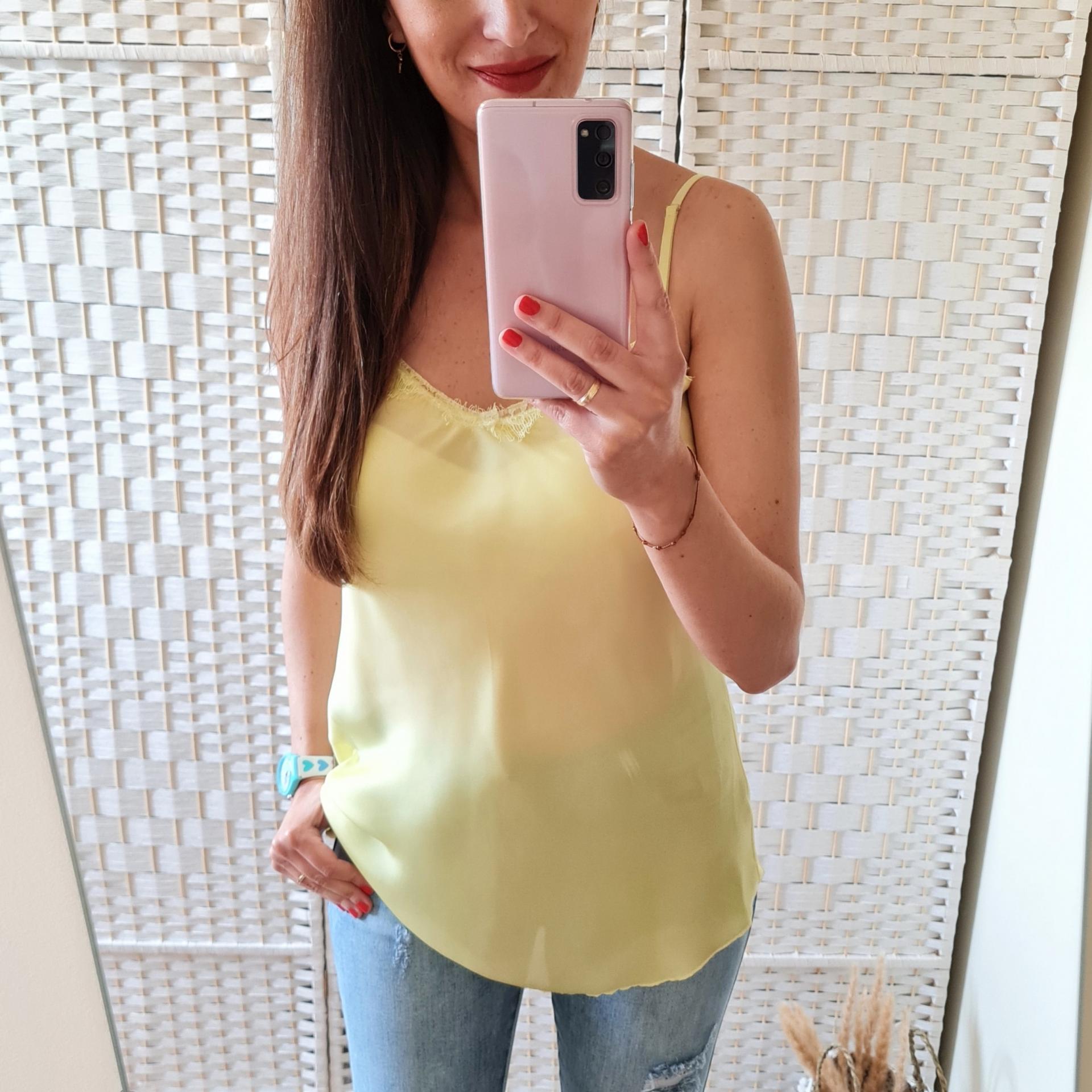 Lencera Amarilla
