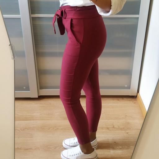 Pantalón Granate Lazo [2]