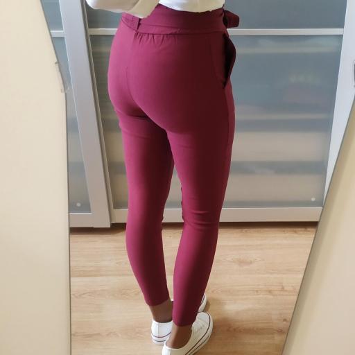 Pantalón Granate Lazo [3]