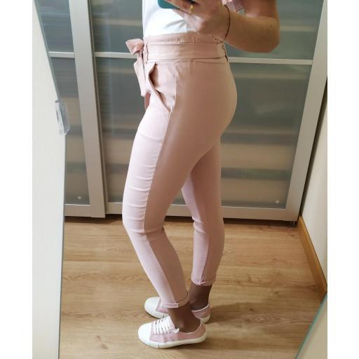 Pantalón Rosa Lazo [2]