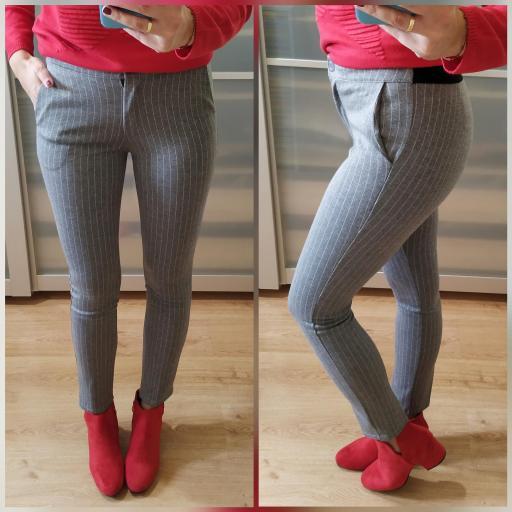 Pantalones Alina [0]