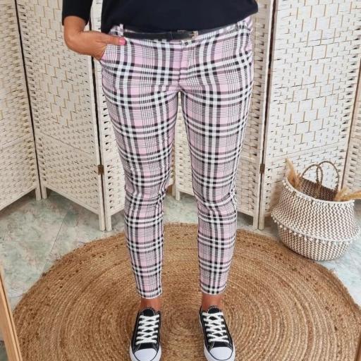 Pantalones Celia Rosa [1]