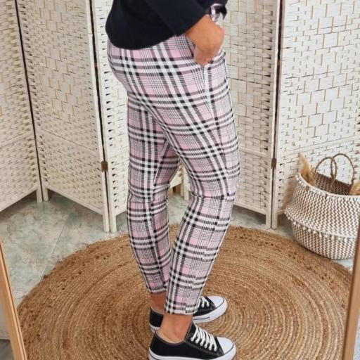 Pantalones Celia Rosa [2]