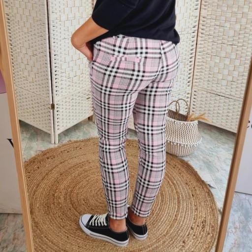 Pantalones Celia Rosa [3]