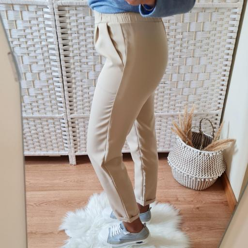 Pantalón Rita Beige [2]