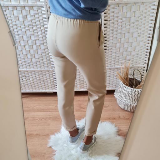 Pantalón Rita Beige [3]