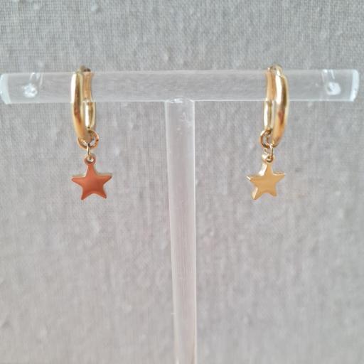 Pendientes Star [2]
