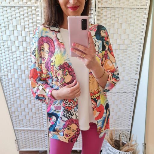 Rebeca Kimono Comic [1]