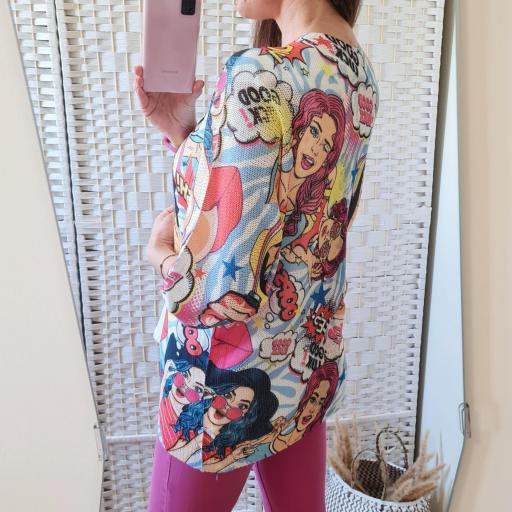 Rebeca Kimono Comic [2]
