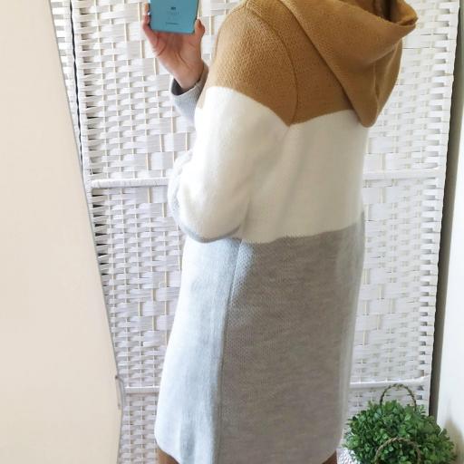 Rebeca Tricolor Camel [1]