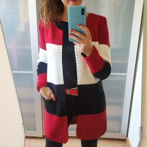Rebeca Tricolor Florencia Roja [3]