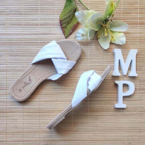 Sandalias Blancas [1]