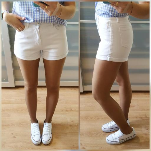 Short Blancos